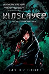 Kinslayer: The Lotus War Book Two Kindle Edition