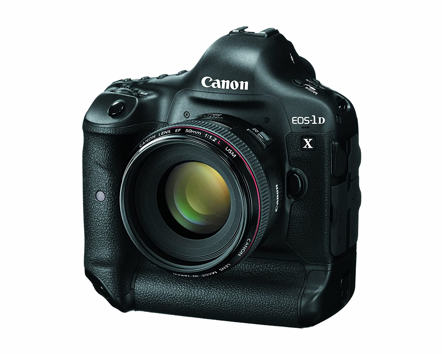 Amazon.com : Canon EOS-1D X 18.1MP Full Frame CMOS Digital SLR Camera  (Discontinued by Manufacturer) : Camera & Photo