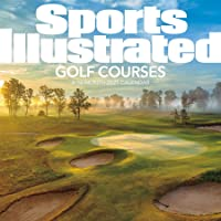 Image for 2021 Sports Illustrated Golf Courses Wall Calendar