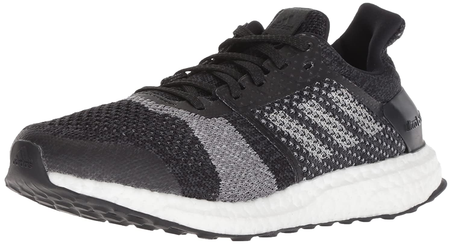 adidas Originals Women's Ultraboost St B07792QBRG 10.5 B(M) US|Black/Silver Metallic/Carbon
