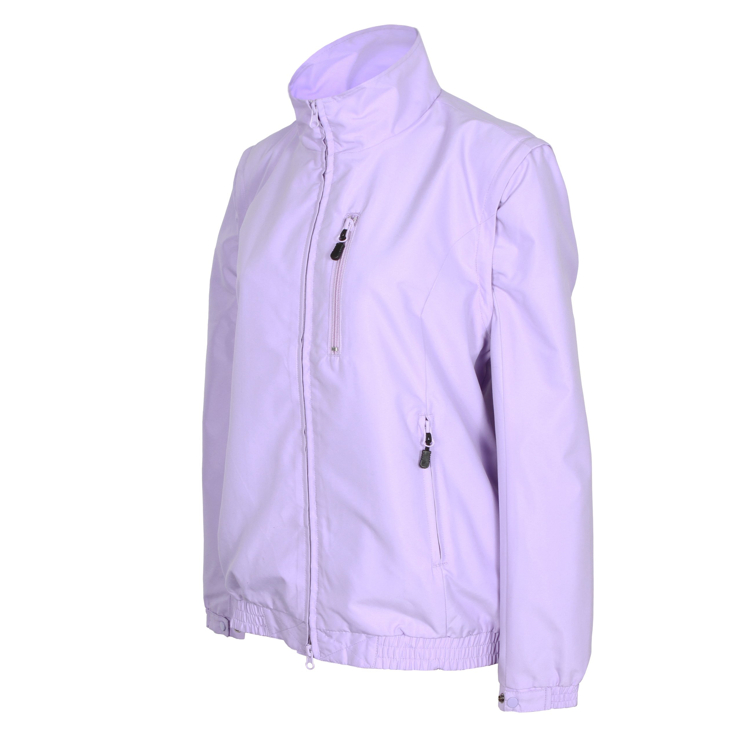 Tres Bien Golf Women's 2 in 1 Convertible Jacket / Vest (Medium, Lilac) by Tres Bien Golf (Image #3)