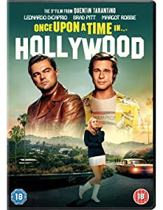 Once upon a Time in Hollywood [DVD]