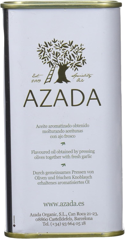 Azada Aceite de Oliva y Ajo - 250 ml: Amazon.es: Alimentación y ...