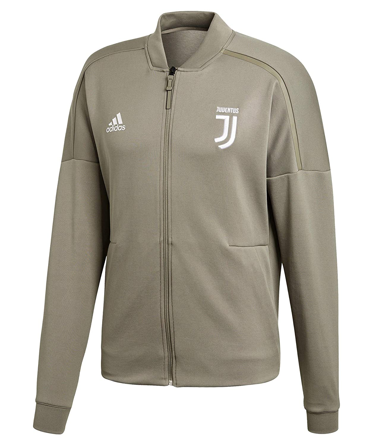 Adidas Juventus Anthem Grey Jacket 2018-2019