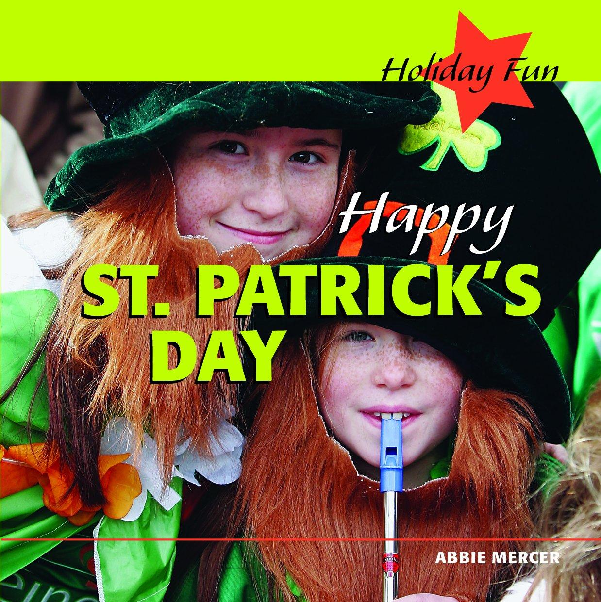 Happy St. Patrick's Day (Holiday Fun) pdf epub