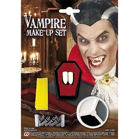 WIDMANN Video Delta - Set Trucco Vampiro  Amazon.it  Giochi e giocattoli 2408cd743b0a