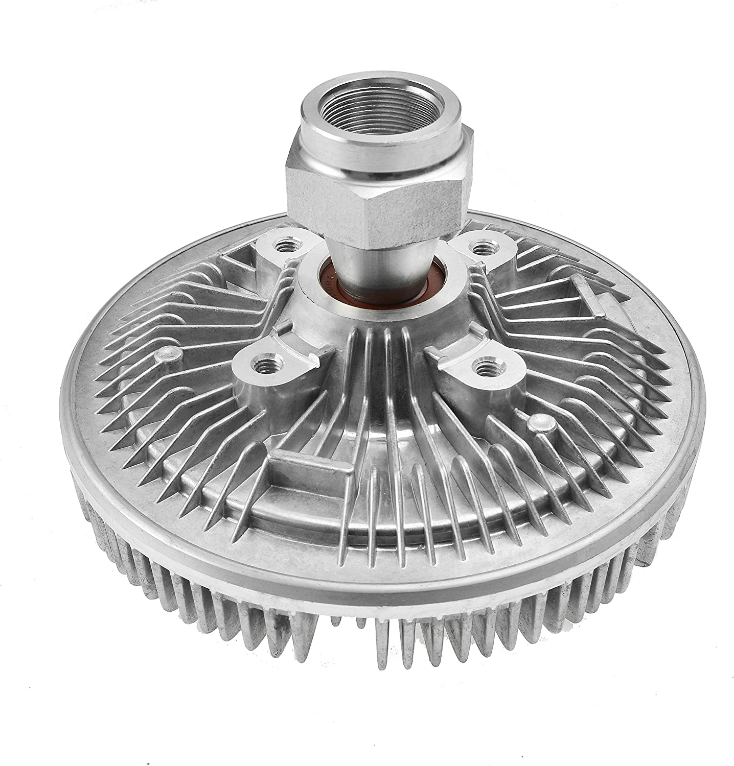 ADIGARAUTO 2837 Premium Engine Cooling Fan Clutch Compatible With 1999-2003 FORD F-250 F-350 F-450 F-550 2000-2003 FORD EXCURSION