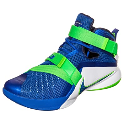 new product a5ae0 bf15d Nike Lebron Soldier IX Mens Basketball Shoe Size 12: Buy ...