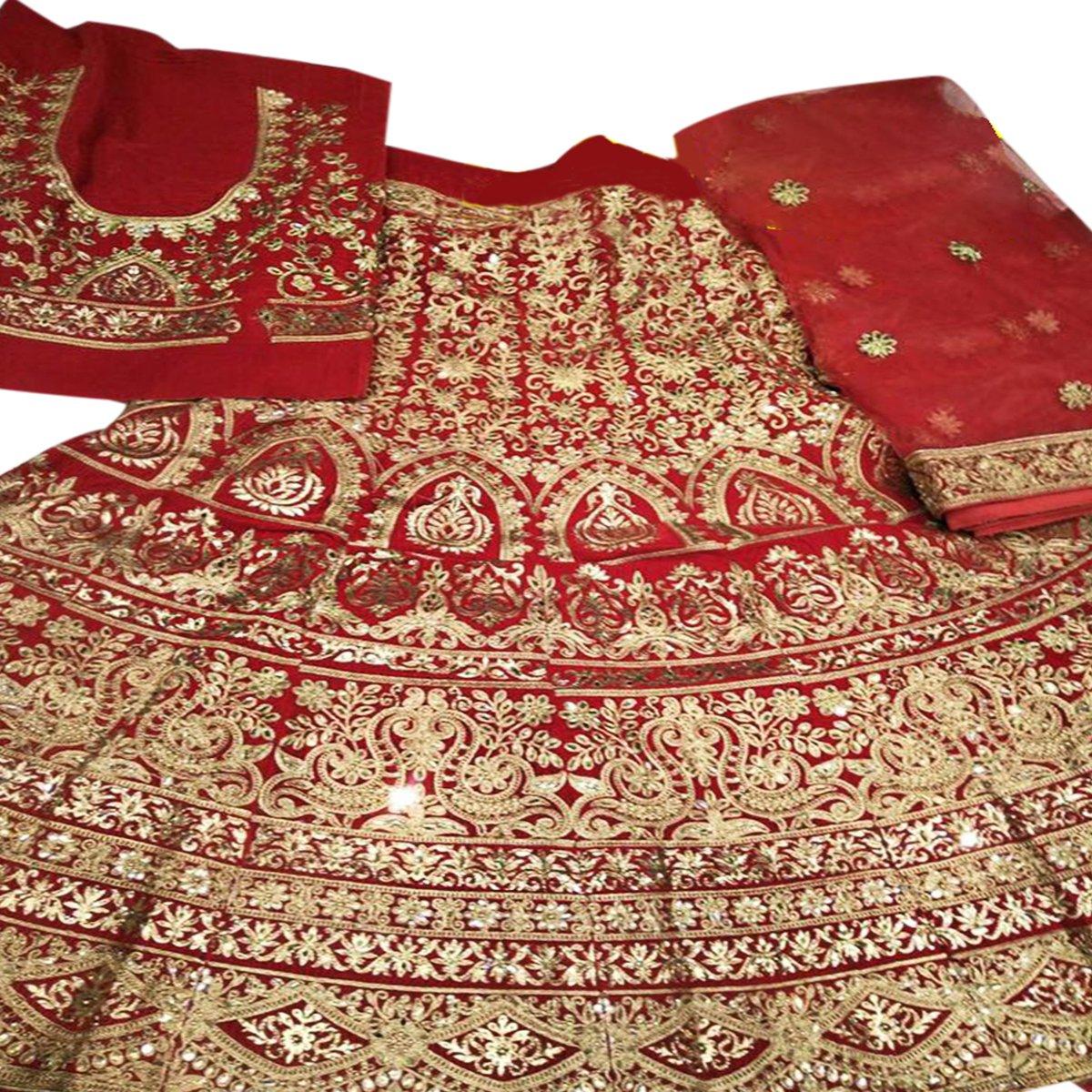 New Designer Ethnic HeaNew Designer Ethnic Heavy Bridal Wedding Women Lehenga Choli Chaniya Choli 608vy Bridal Wedding Women Lehenga Choli Chaniya Choli 608