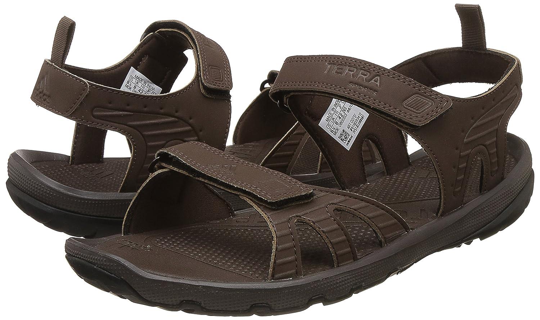 Terra Sports17 Brown/Cblack Sandals