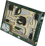 Klein - 8551 - Jeu d'imitation - Mega set outils Bosch Profiline avec visseuse Ixolino