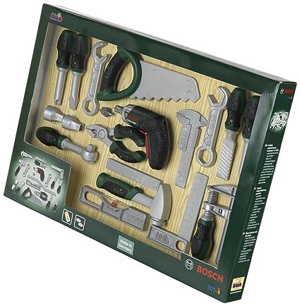 Amazon.com: Theo Klein 8551 Bosch Juego de herramientas con ...