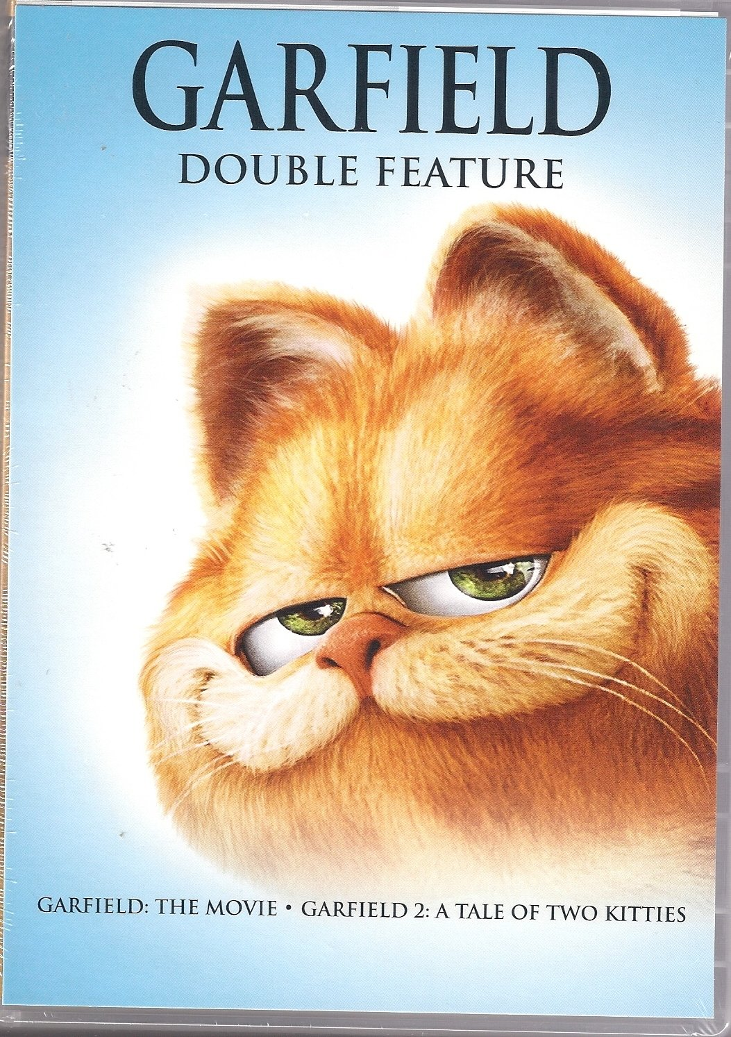 Amazon Com Garfield Double Feature Garfield The Movie Garfield 2 A Tale Of Two Kitties Movies Tv