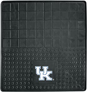 "product image for FANMATS - 10828 NCAA University of Kentucky Wildcats Vinyl Cargo Mat Black 31""x31"""