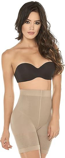 11e132118c5e8 ShapEager Fajas Shapewear Light Shaper Thermal Panty Body Shaper Faja  Colombiana Beige