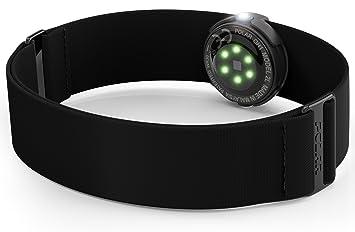 POLAR Unisex's OH1 Heart Rate Sensor, Black, Medium/2X-Large