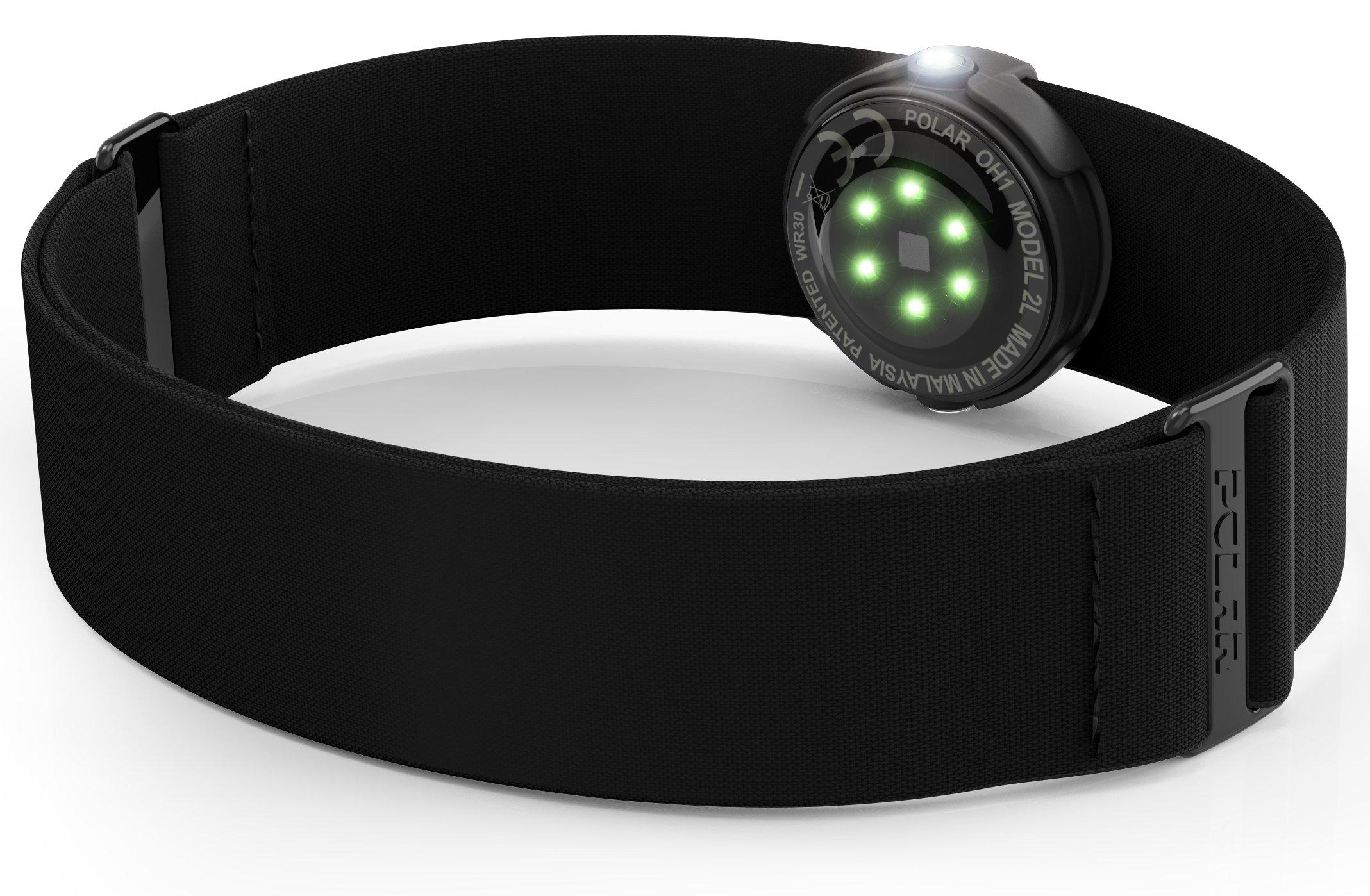 Polar OH1 Sensore Frequenza Cardiaca da Braccio, Unisex – Adulto, Nero, M-XXL product image
