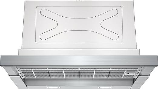 Siemens LI67RC540 Montado en pared 710m³/h A - Campana (Montado en pared, Canalizado/Recirculación, A, A, A, B): Amazon.es: Hogar
