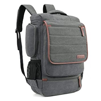 SOCKO mochila de ordenadores portátiles 17,3 pulgadas, con multi funcional bolso maletín en actividades de viajes negocios para los universitarios ...