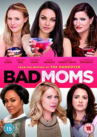 Image result for bad moms""