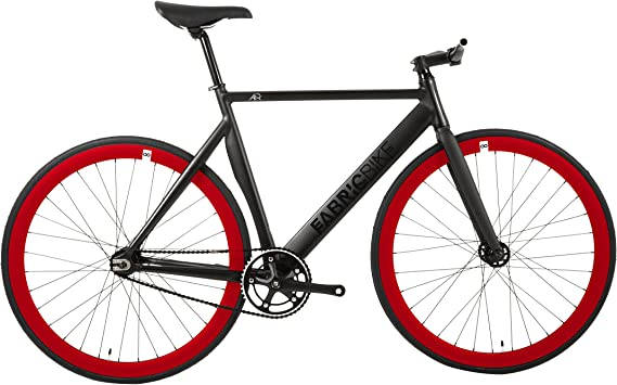 Cuadro Hi-Ten Acero 10Kg Single Speed FabricBike- Bicicleta Fixie pi/ñon Fijo