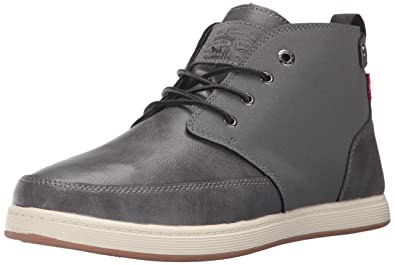 quality large discount brand new Buy Levi's Atwater Burnish Sneaker Charcoal 13 D(M) US at Amazon.in