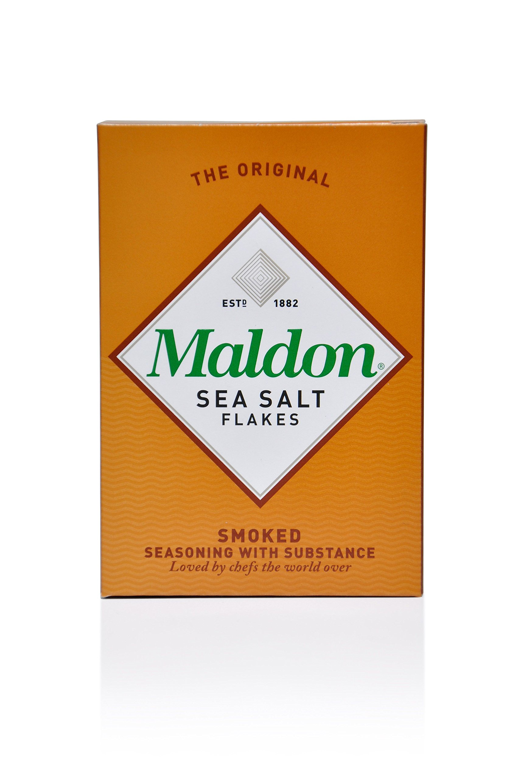 Maldon Smoked Sea Salt, 4.4 Ounce