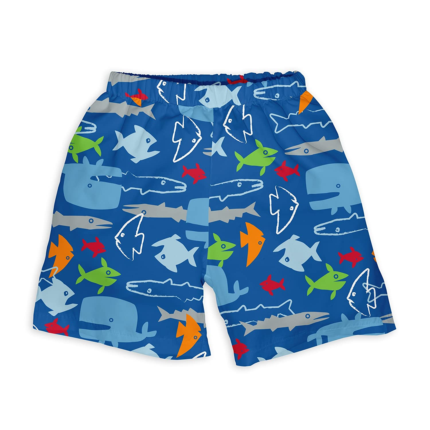 607a47d1b672e Boys Trunks with Built-in Reusable Swim Diaper | The original, patented  triple-layer absorbent swim diaper | Comfort seams, UPF 50+ protection, ...