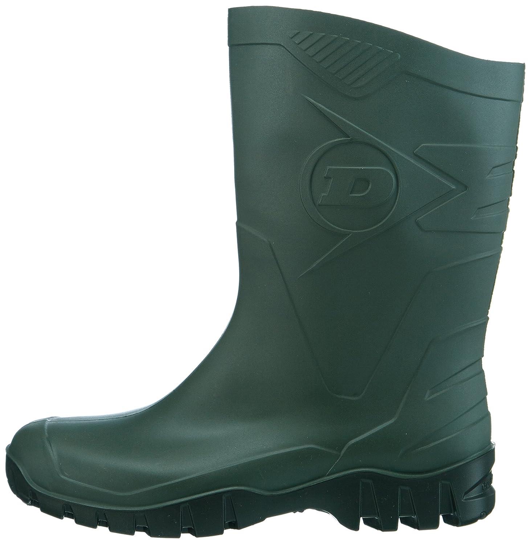 Dunlop K580011 Pvc Kuitlaars Botas Sin Puntera De Acero Unisex