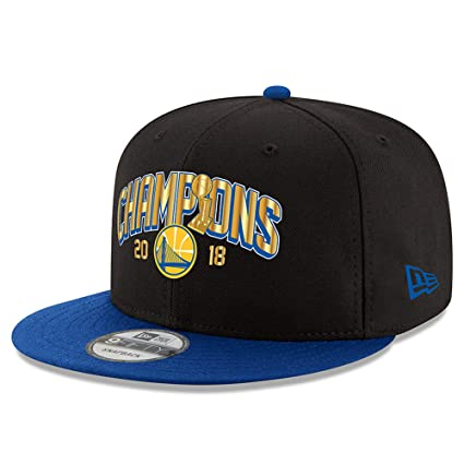 7d382e588c5cf ... new zealand golden state warriors new era 2018 nba finals champions  trophy two tone 9fifty snapback
