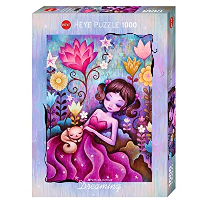 Heye HY29849 Puzzle, Various: Toys & Games