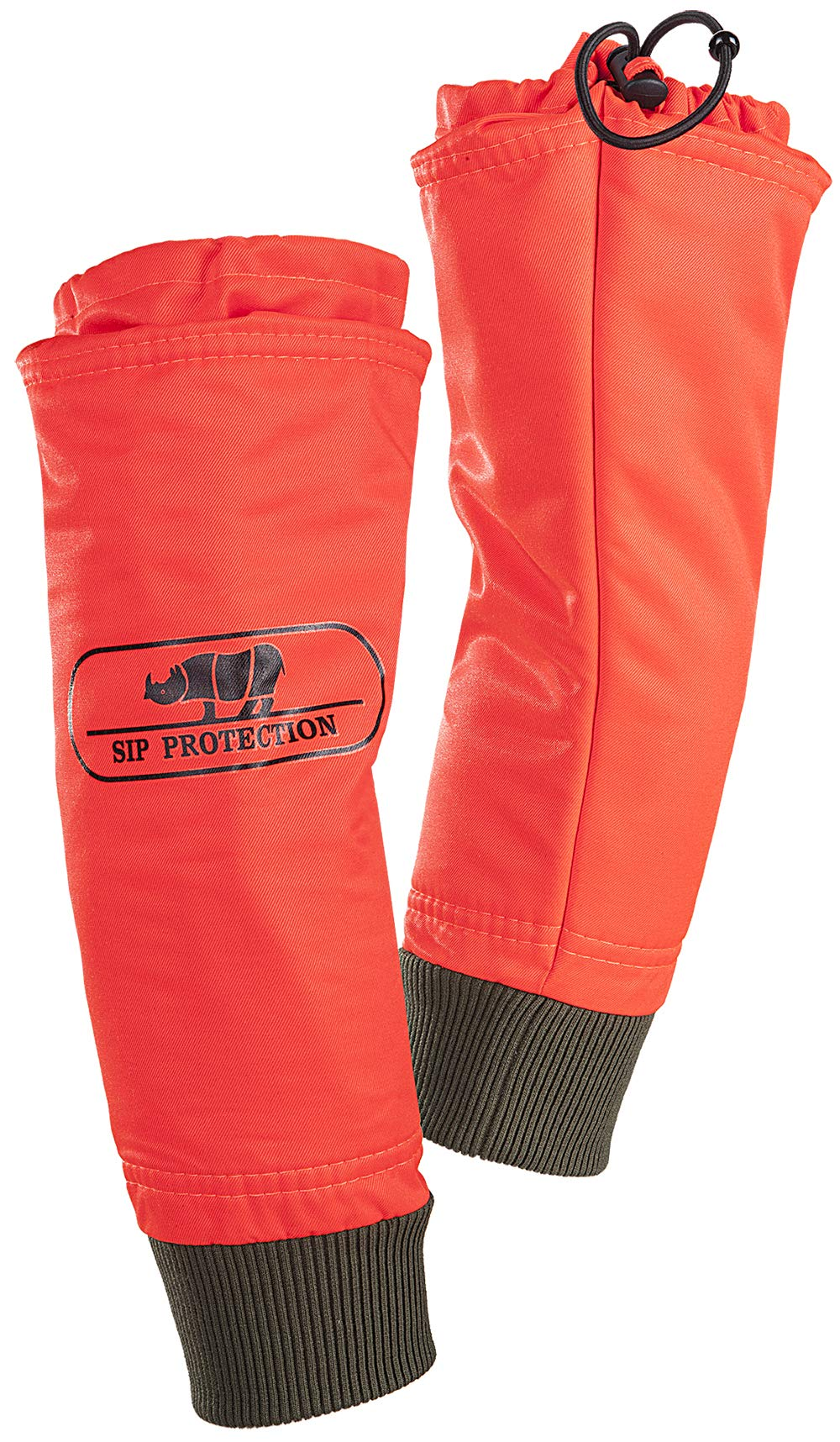 SIP Protection Arborist Sleeve Chainsaw Protection with Elastic Cord (X-Large)