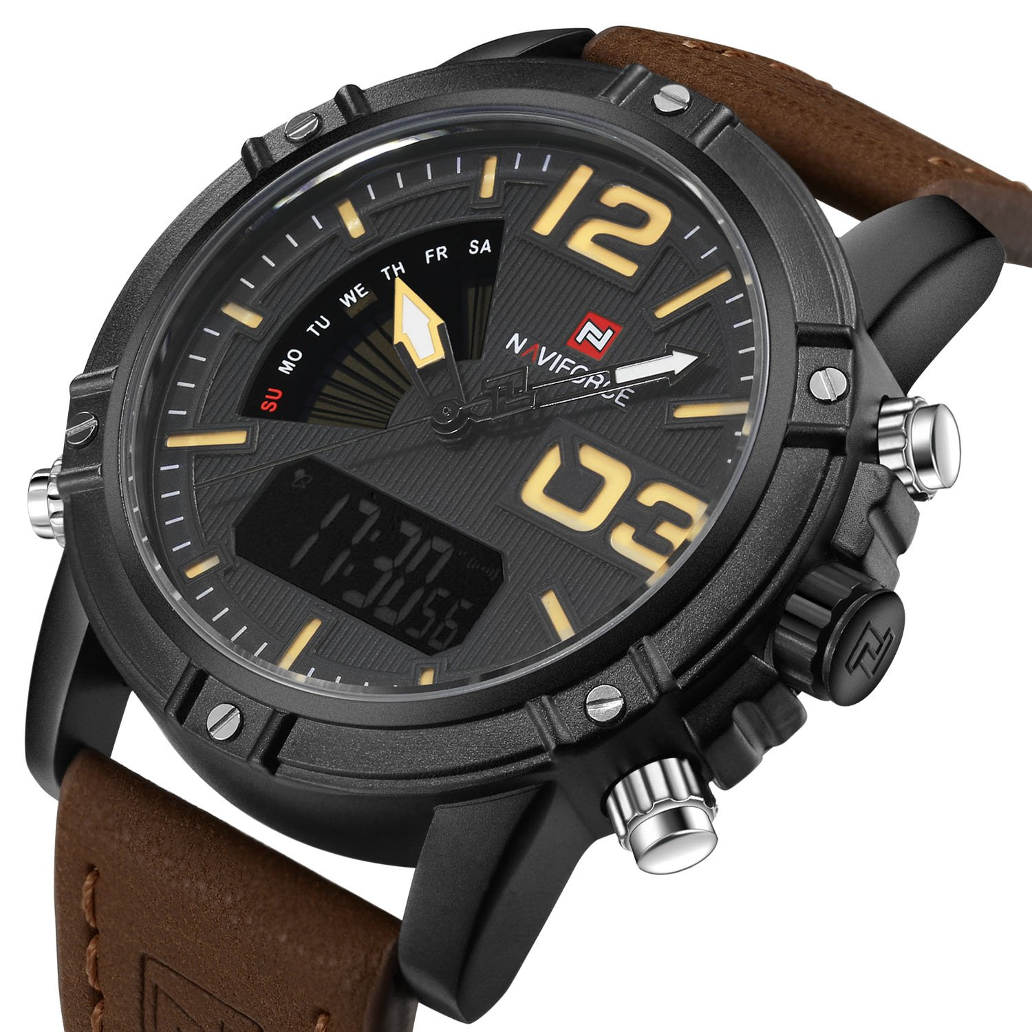 print digital analog product military watches men for analogue unique watch sports faas