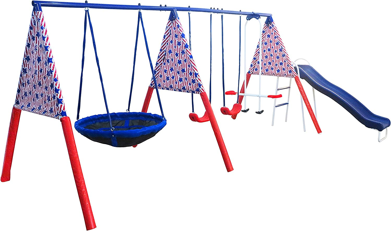"XDP Recreation ""Freedom Swing Set"