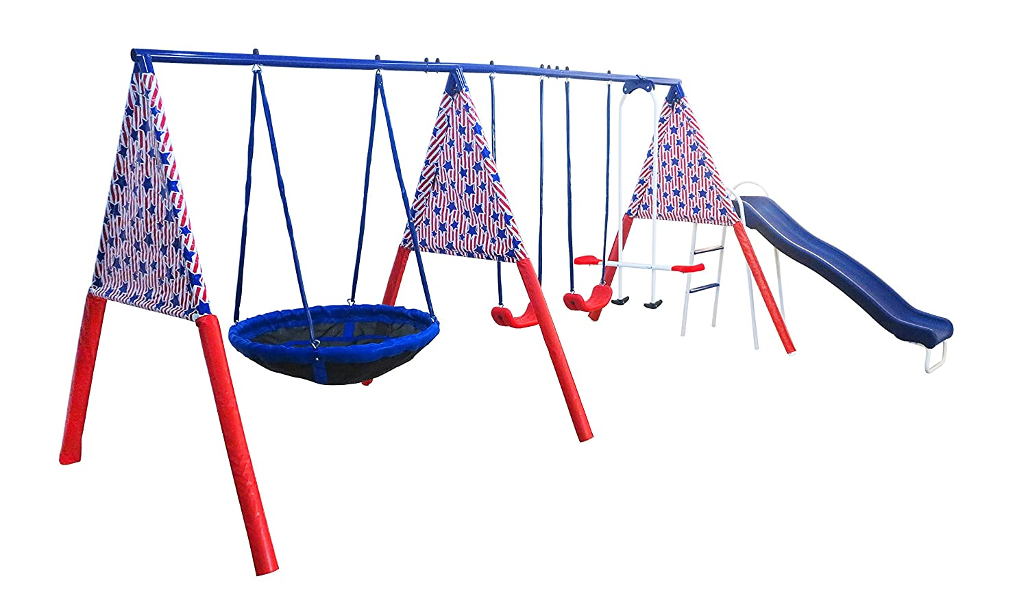 XDP- recreation Metal swing set