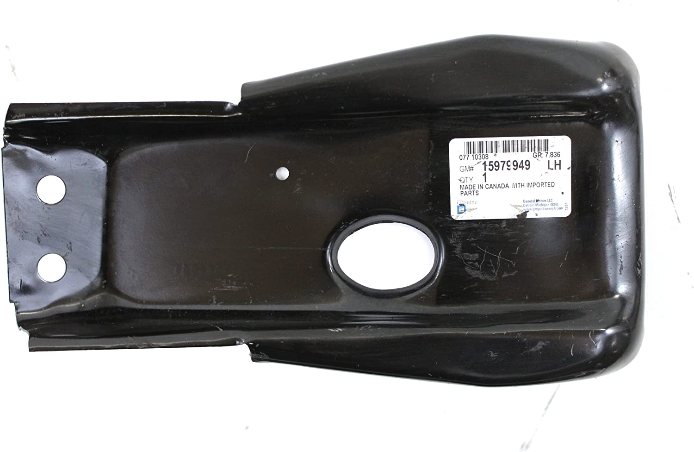 Genuine GM Parts 12385328 Driver Side Rear Bumper Bracket Genuine General Motors Parts