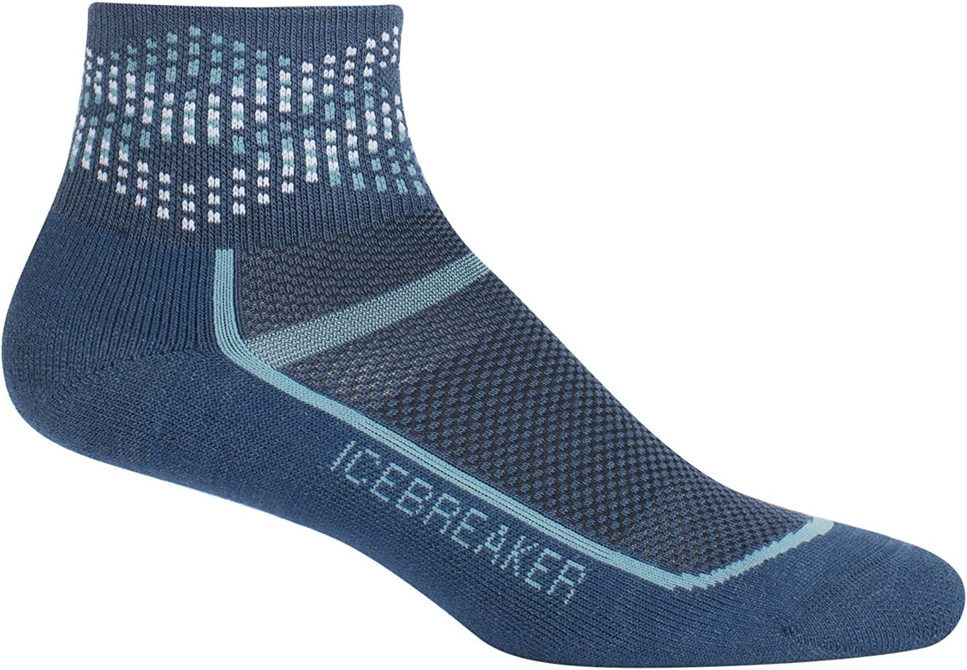 Icebreaker Womens Multisport Ultralite Cushion Mini Socks