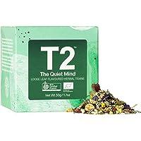 T2 Tea T2 Tea - The Quiet Mind, Loose Leaf Feature Cube, 50 g