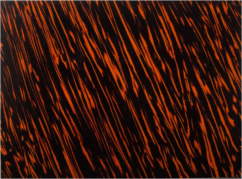Golden Age Acoustic Pickguard Blanks Tiger Stripe