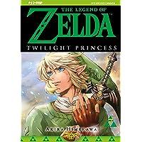 Twilight princess. The legend of Zelda: 7