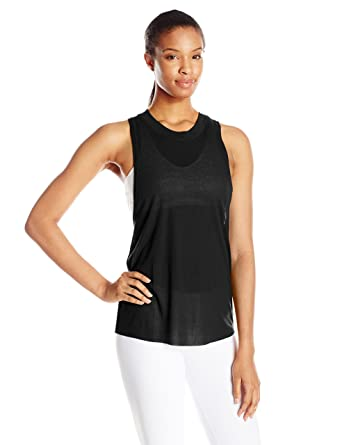4d9cc9e5e04a74 Alo Yoga Women s Heat Wave Tank at Amazon Women s Clothing store
