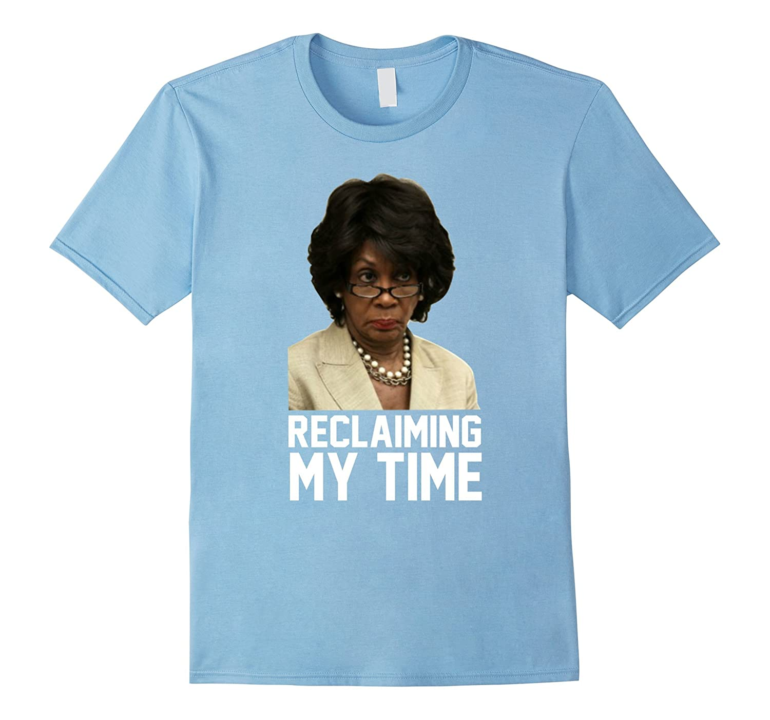 Waters Reclaiming My Time T-Shirt-Teehay