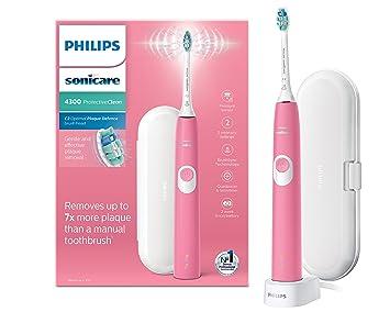 Philips HX6805/03 cepillo eléctrico para dientes Adulto Cepillo dental sónico Rosa - Cepillo de