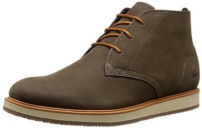 291271efcfd Amazon.com   Lacoste Men's Millard Chukka 116 1 Chukka Boot   Chukka