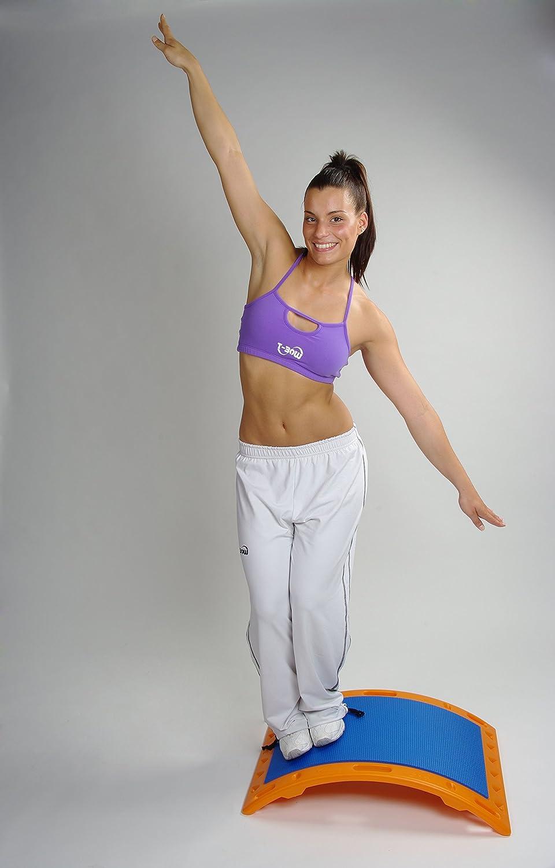 T-Bow - Arco Multifuncional de Entrenamiento y Terapia motriz, Fibra sintética: Amazon.es: Deportes y aire libre