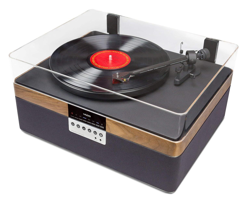Audio Tocadiscos Integrado con difusores HiFi - Modelo The + ...
