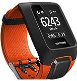 TomTom Adventurer GPS Outdoor Watch + Heart Rate Monitor + 3GB Music Storage + Bluetooth Headphones – Orange [並行輸入品]