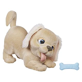 FurReal Friends Fuzz Pets Playful Plush Goldie Hasbro Canada Corporation B9064AS0