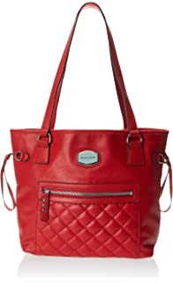 254e7cfb323 Franco Sarto Womens Cypruss Floral Print Reverisible Tote Handbag ...
