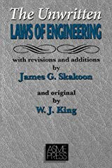 Unwritten Laws of Engineering: Revised and Updated Edition Paperback
